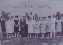 Opening of Hospital Aug. 9th 1966
