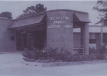 Front of Hospital in 1966